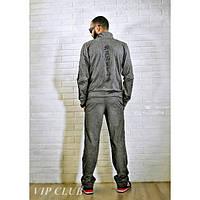 Мужской спортивный костюм Madness серый