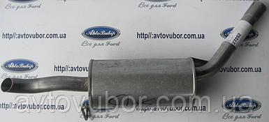 Глушитель задняя часть Ford Scorpio 92-94