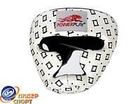 Боксерский шлем PowerPlay 3044 белый