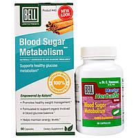 Bell Lifestyle, Обмен сахара в крови, 60 капсул