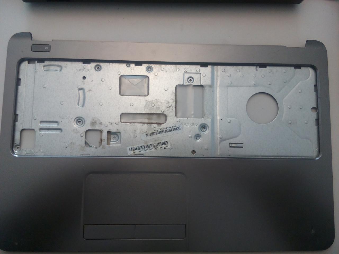 Верхняя часть корпуса HP Pavilion 15-G, 15-R, 250 G3, 255 G3 SPS-754214-001