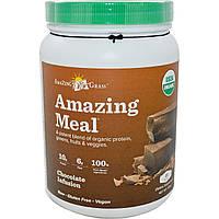 Amazing Grass, Amazing Meal, шоколадный напиток, 17,1 унций