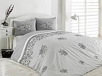 Комплект постельного белья два пододеяльника  Arya Ранфорс Spring.