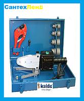 Паяльник для пластиковой трубы Kalde New (20-40)