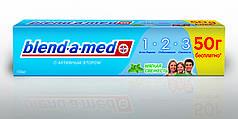 """Зубная паста Blend-a-med """"3 эффект Мягкая Свежесть"""" 150 мл"""