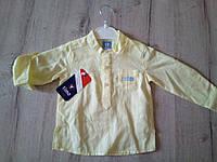 Детская рубашка для мальчика 10881 Турция