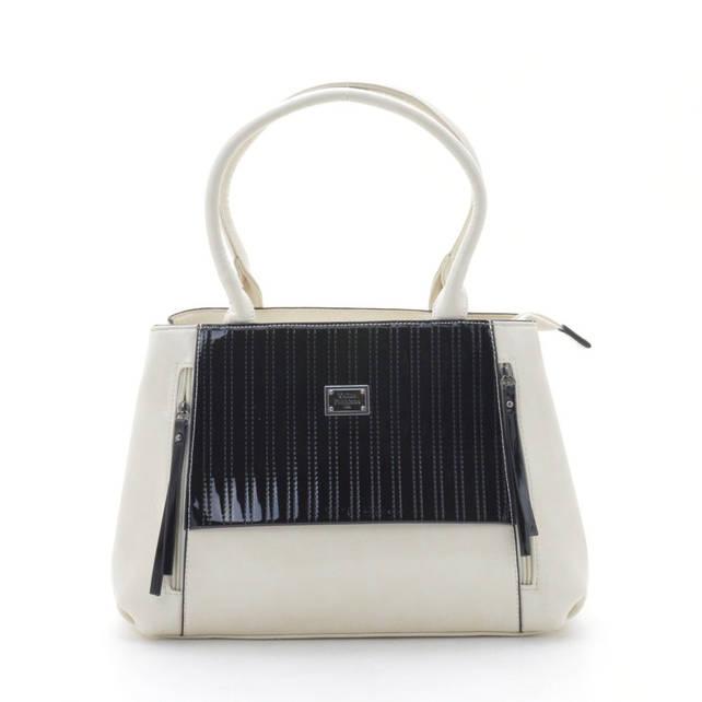 Женская сумка 8165 кремовая