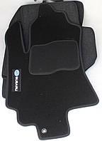 Коврики в салон текстильные Subaru Tribeca B9 2005- материал Ciak ML черн. вышивка (5шт/комп)