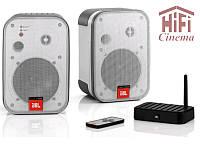 JBL Control 2.4 GAW Wireless Loudspeaker беспроводная акустика до 25 м белый
