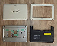 Корпус Sony PCG-21313M / VPCM13M1E (рамка и крышка матрицы, средняя и нижняя части)