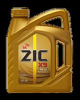 Моторное масло ZIC X9 5W-40 Fyllu Synthetic 4л.(Ю.Корея)