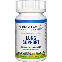 Eclectic Institute, Укрепление здоровья легких, 400 мг, 45 растительных капсул