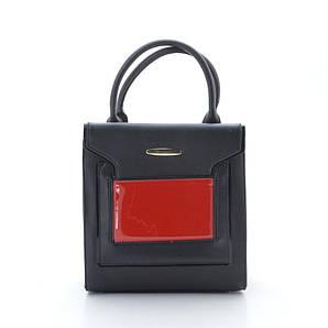Женская сумка 1663 black