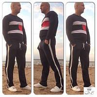 Мужские спортивные брюки трикотажные (разные цвета)