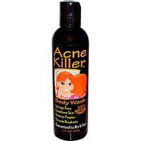 Greensations, Acne Killer, гель для душа 4 жидких унции (120 мл)