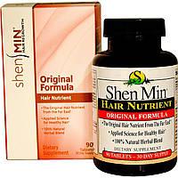 Natrol, Шен Мин, питательное средство для волос, оригинальная формула, 90 таблеток
