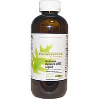 FoodScience, Behavior Balance-DMG в жидкой форме, 12 жидких унций (360 мл)