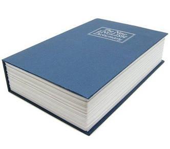 Металлическая коробка - книга TS 0209