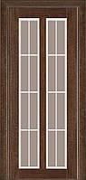 Двери межкомнатные Терминус. Модель 117. Декор венге ПО
