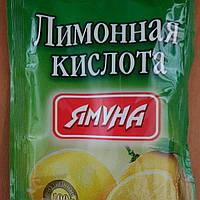 Лимонна кислота 100г Ямуна