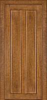 Двери межкомнатные Терминус. Модель 117. Декор дуб тёмный ПГ.