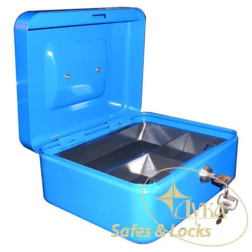 Металева коробка - кешбокс TS 0030
