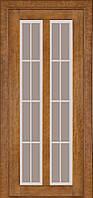 Двери межкомнатные Терминус. Модель117. Декор дуб тёмный ПО