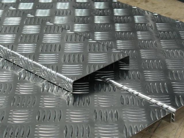 Алюминиевый лист квинтет