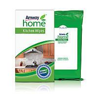Влажные очищающие салфетки для кухни 2 упаковки (24 шт/уп)
