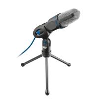 Компьютерный микрофон trust mico usb microphone (20378)