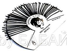 Зажимы для волос 50 шт с замком