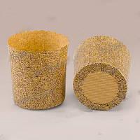 Бумажные формы для выпечки пасхи 90*90 10 шт., куличей Италия (панеттоны)