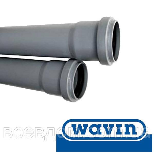 Труба для внутренней канализации Wavin 50х2.5х1000