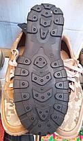 Берцы облегченные кожаные (кордура Пиксель), фото 3