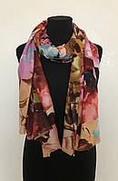 Женский шарф из кашемира