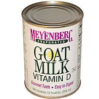 Meyenberg Goat Milk, Выварочное козье молоко, витамин D, 12 жидк. унц. (354 мл)