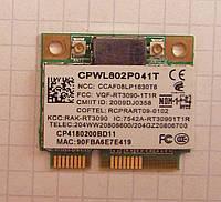 Wi-Fi адаптер (модуль) CPWL802P041T / Sony PCG-21313M / VPCM13M1E