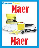 Паяльник для полипропиленовых труб Maer d 20-25-32-40-50-63 HT63-A5(B)