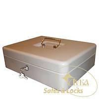 Металлическая коробка - кэшбокс TS 0001