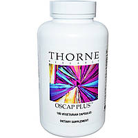 Thorne Research, Oscap Plus, 180 вегетарианских капсул