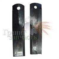 Нож соломоизмельчителя неподвижный CASE Z75784, 60-0170-13-01-0