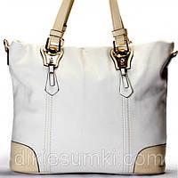 Женская сумка Gilda Tohetti белая, фото 1