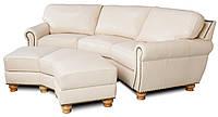 Комплект диван + пуф на заказ