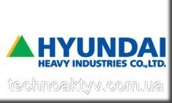Hyundai Heavy Industries - многопрофильный концерн, основанный в 1961 году в г. Ульсан, Южная Корея. Hyundai Heavy Industries Construction Equipments — департамент по производству специальной техники — подразделение Hyundai Heavy Industries, основным направлением которого является разработка и производство строительной техники. Данное подразделение было основано в 1985 году.  В настоящее время освоено производство следующих видов техники:  гусеничные экскаваторы; колесные экскаваторы; фронтальные погрузчики; экскаваторы-погрузчики; вилочные погрузчики; другое дорожное оборудование.