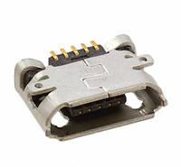 Гнездо micro-USB тип 18