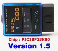 V1.5 мини-elm327 Bluetooth Vgate сканирования OBD2