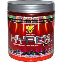 BSN, Hyper FX, Экстремальная энергия и усиление концентрации, фруктовый пунш, 9,95 унций (282 г)
