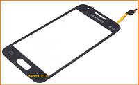 Сенсор (тачскрин) Samsung G313 Galaxy Ace 4 Black Original