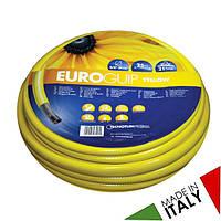 Шланг для полива Tecnotubi (Технотуби) Euro Guip Yellow 1/2 12мм 20м