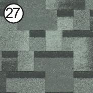 Битумная черепица Roofshield Premium Модерн 27 шале